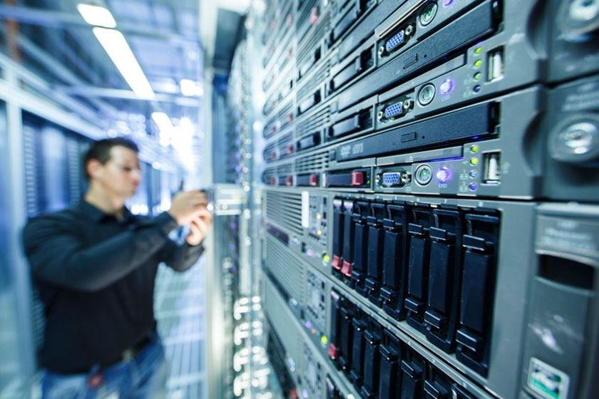 Εγκατάσταση και Αναβάθμιση Data Center και Τηλεπικοινωνιακού Εξοπλισμού Πολυεθνικής Εταιρείας